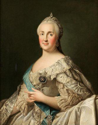 Portrait de Catherine II la Grande