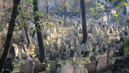 Cimetière juif, Prague