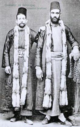 Juifs de Salonique, fin du XIXe siècle