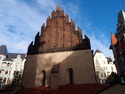 Vieille-nouvelle synagogue, Prague