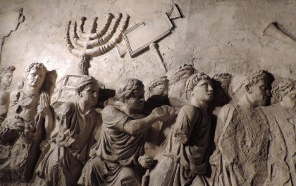 Arc de Titus à Rome
