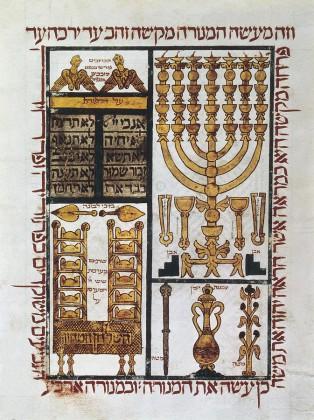 Bible, Perpignan, 1299, Bibliothèque nationale de France
