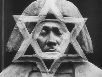 Le Golem, film allemand de Paul Wegener et Carl Boese (1920)