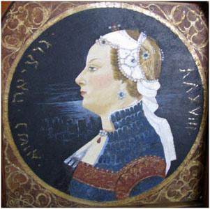 Portrait de Dona Gracia Nassi