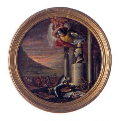 Allégorie à la gloire de Joseph II, vers 1782, musée d'Art et d'Histoire du Judaïsme, Paris)