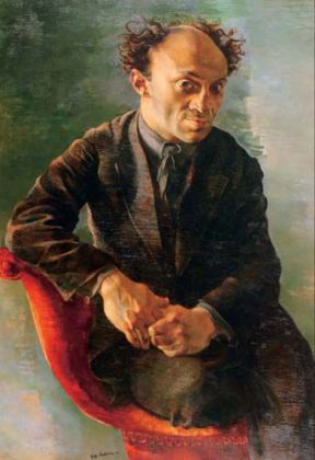 Portrait de Solomon Mikhoëls par Nathan Altman, 1927