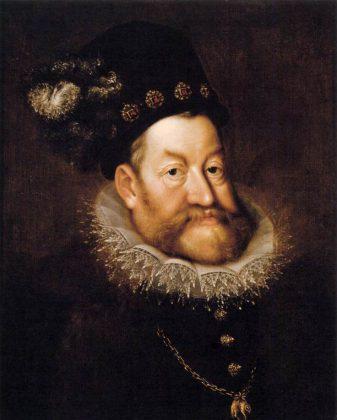 Hans von Aachen, Portrait de Rudolf II, 1590, Musée d'Histoire de l'Art, Vienne