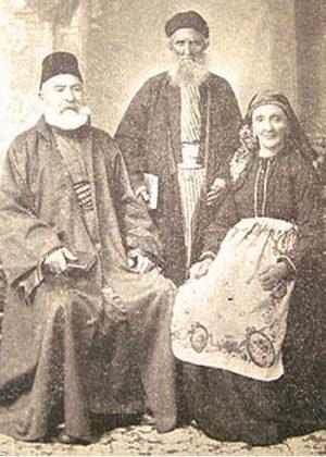 Famille séfarade en Bosnie, début du XVIIIe siècle