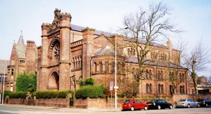 Synagogue de Liverpool