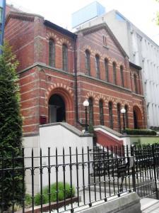 Adelaide road Synagogue, Dublin