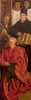 Attribué à Nuno Goncalves, Polyptique de saint Vincent (1465, Musée d'Art ancien, Lisbonne)