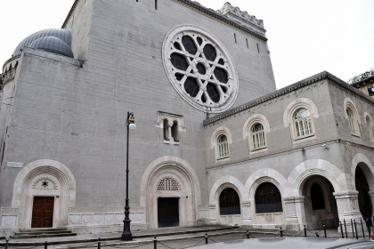 Synagogue de Trieste