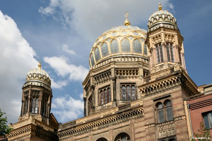 Grande synagogue de Berlin