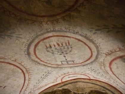 Catacombes juives de Rome