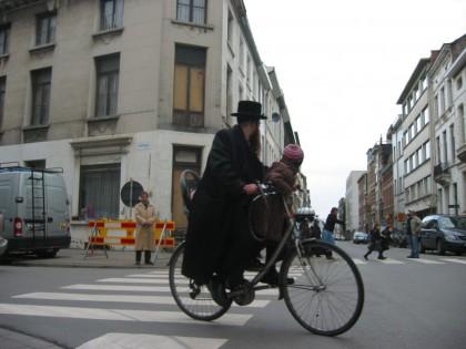 Quartier juif d'Anvers