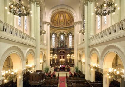 synagogue de la regence bruxelles