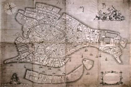 Plan de Venise, 1729