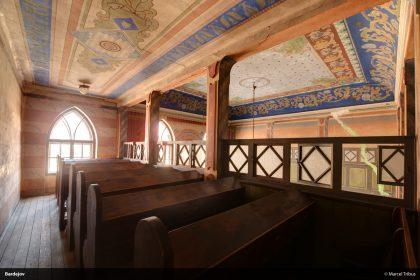 Synagogue de Bardejov