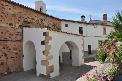 Chapelle de Cáceres