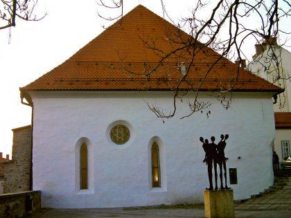 Synagogue de Maribor et mémorial de l'Holocauste