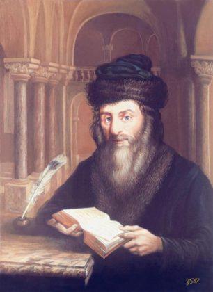 Portrait du Hatam Sofer