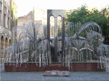 Mémorial de l'Holocauste, Budapest