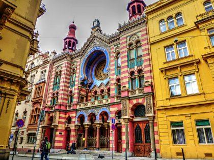 Synagogue du Jubilé, Prague