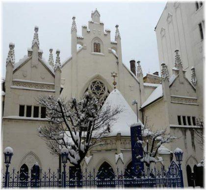Synagogue Meisl, Prague