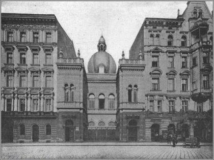 Polnische Schul, Vienne