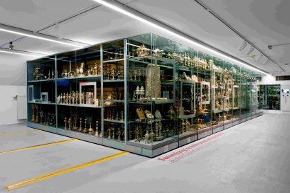 Schaudepot, Musée juif, Vienne