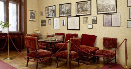 Musée Sigmund Freud, Vienne