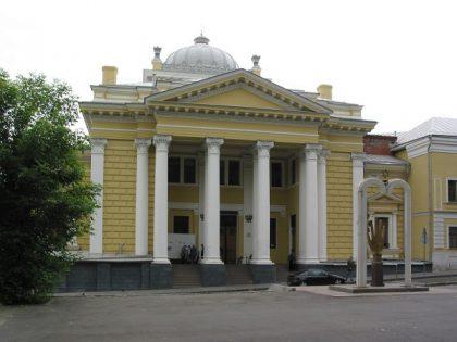 Synagogue chorale de Moscou