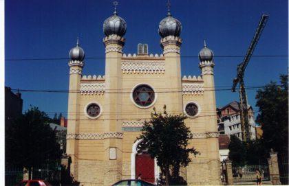 Synagogue de Cluj