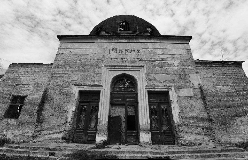 Chernivtsi (Czernowitz) - jewish heritage, history