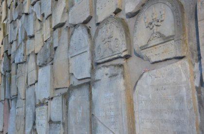 Cimetière juif de Kazimierz Dolny