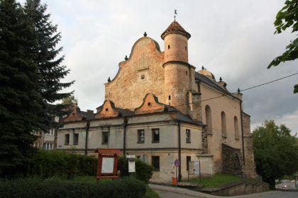 Synagogue de Lesko