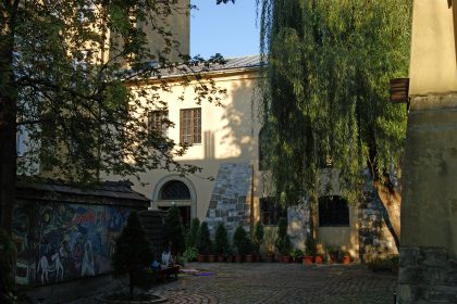 Synagogue Popper
