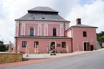 Synagogue de Szczebrzeszyn