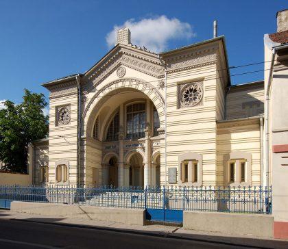 Synagogue chorale de Vilnius