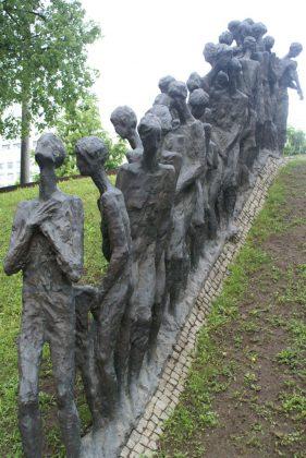 Monument à la mémoire des victimes de la Shoah