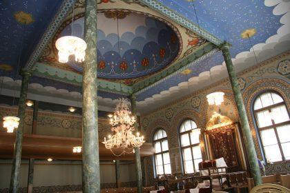 Synagogue Zion de Plovdiv