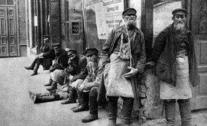 Juifs de Vilna, fin du XIXe siècle