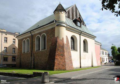 Synagogue Stara, aujourd'hui archives de la ville