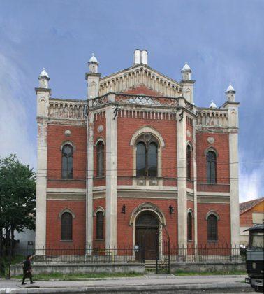 Synagogue de Sibiu