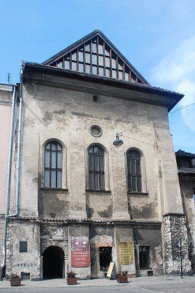 Synagogue Wysoka