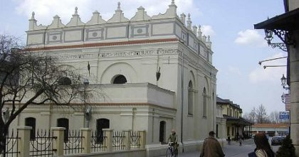 Synagogue de Zamosc