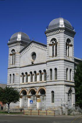 Synagogue de Ràdàuti
