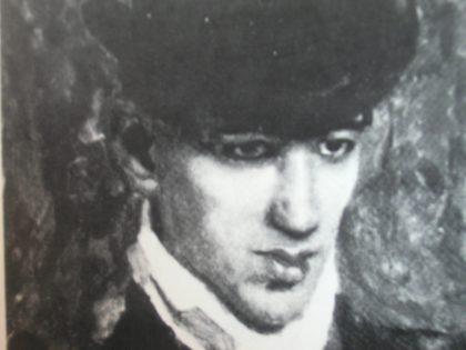 Portrait of Jules Pascin by Albert Weisgerber, 1906