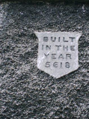Ballybough Jewish Cemetery