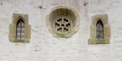 Vieille synagogue d'Erfurt, dont certaines fondations remontent au XIe siècle
